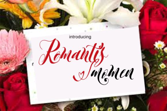 Romantis Momen Script