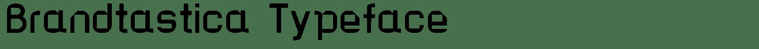 Brandtastica Typeface