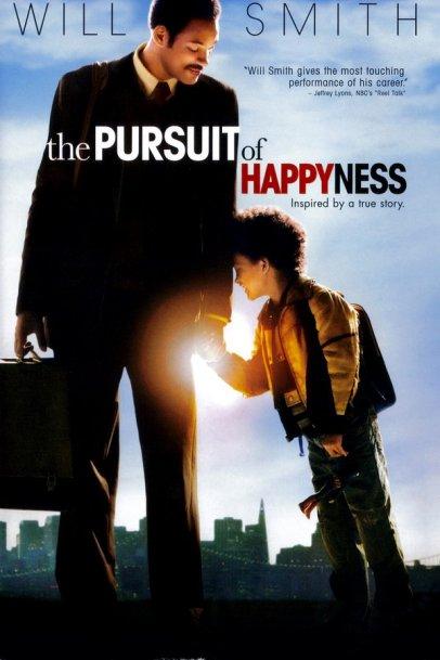 The Pursuit of Happyness Poster - Motivasyonunuzu Körükleyecek 4 Film#4