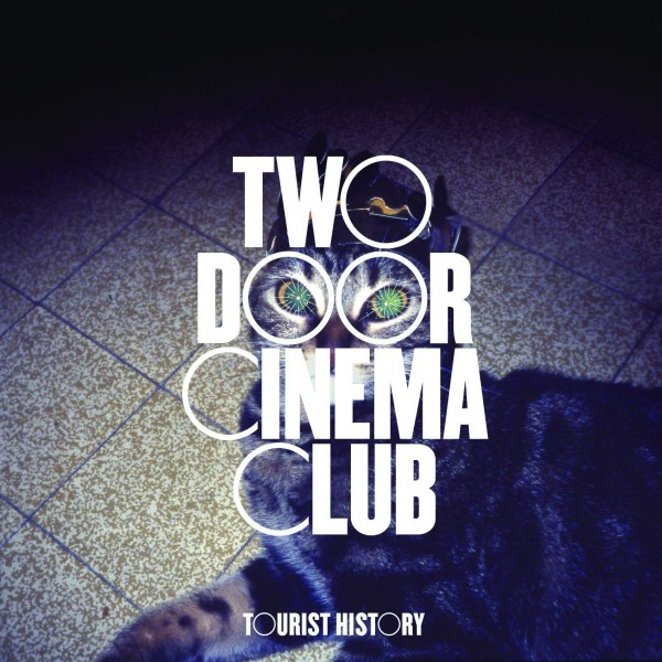 Tourist History Two Door Cinema Club Font