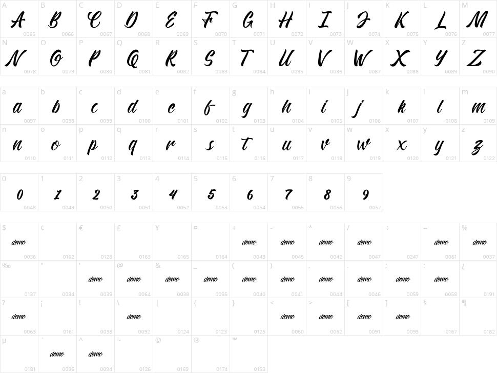 Download Kadisoka Script Font - Free Download