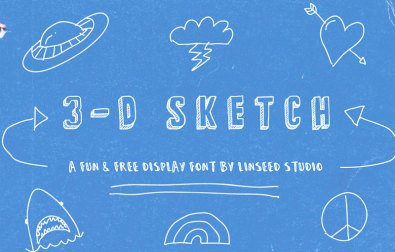 3-d-sketch
