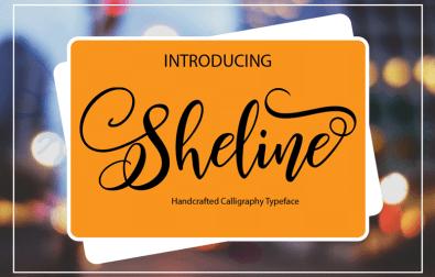 shelene-font