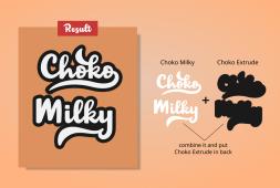 choko-milky