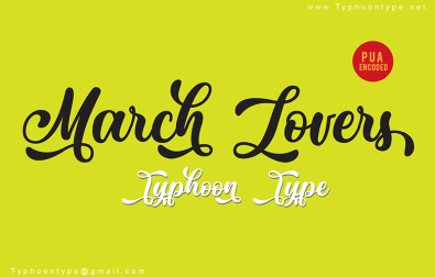 march-lovers