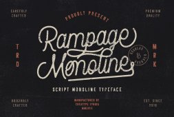 rampage-monoline-script