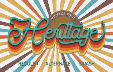 herittage-font