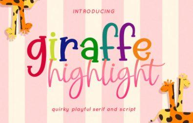 giraffe-highlight
