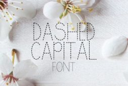 dashed-capital