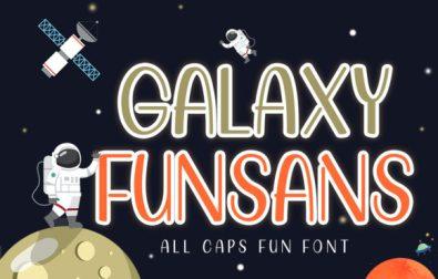 galaxy-funsans