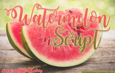 watermelon-script