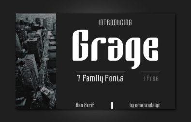 grage