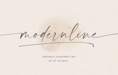 modernline-font