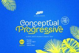 conceptual-progressive