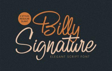 billy-signature