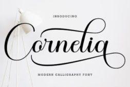 cornelia-font