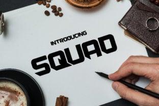 squad-font