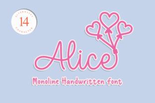 alice-font