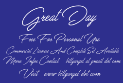 great-day-font