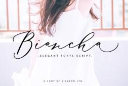 biancha-font