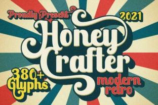 honey-crafter-font
