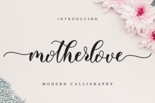 motherlove-font