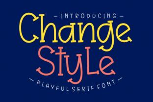 change-style-font