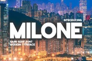 milone-font