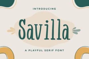 savilla-font