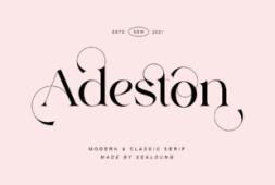 adestone-font