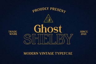 ghost-shelby-font