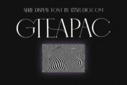gteapac-font