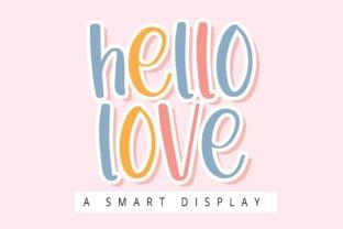 hello-love-font