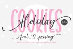 holiday-cookies-font