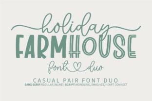 holiday-farmhouse-font