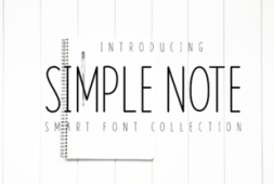 simple-note-font