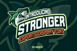 stronger-font