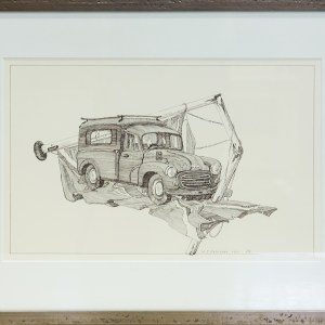 Veldhoen, Harm Jan – Morris minor 1 5/25