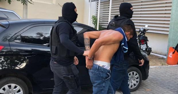 27 mandatos são cumpridos em operação contra crime organizado em Sobral