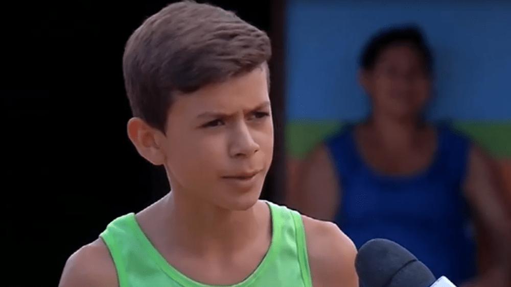 Atleta de Nova Olinda irá representar o Ceará na Etapa Nacional dos Jogos Escolares 2019