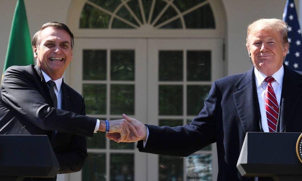 Brasil e Argentina irão voltar a pagar tarifas sobre aço e alumínio, afirma Trump