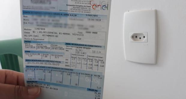 Erro do Governo provoca aumento nas tarifas de luz
