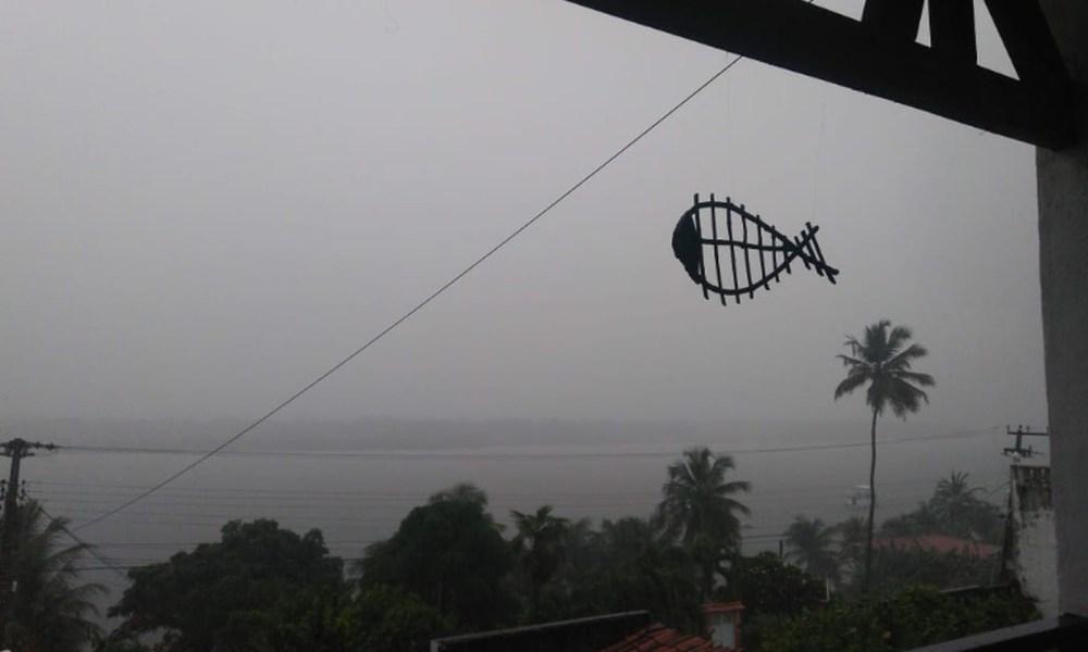 Funceme registra chuva em 16 municípios cearenses