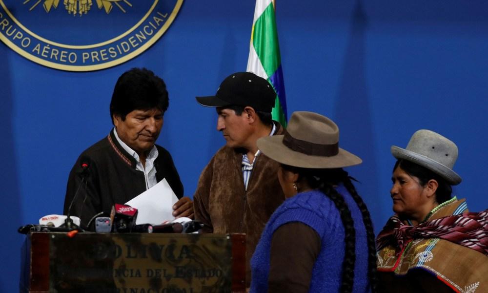Renúncia de Evo: veja os principais fatos da crise na Bolívia