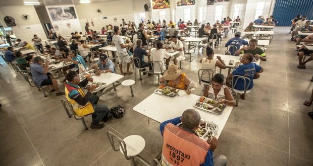 Serviços das cozinhas comunitárias e Restaurante Popular serão normalizados nos próximos dias