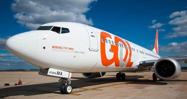 Turbina de avião da Gol pega fogo e suspende vôo em Juazeiro do Norte