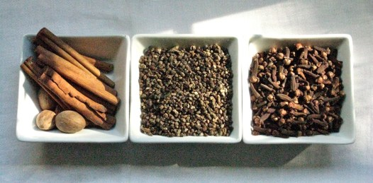 Warm, Sweet Spices