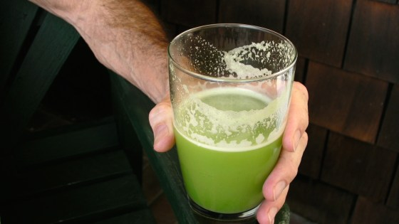 Juicing Green