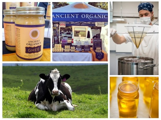 ancient organics #ghee