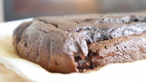 Melissa Ambrosini's Gut Healthy Brownie